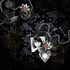 Layout using Immortal Beloved