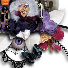 Halloween Night collection Super mini details