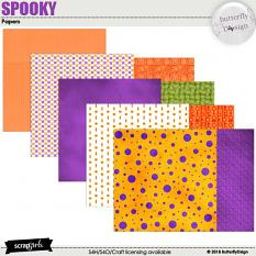 Spooky Papers