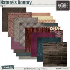 Nature's Bounty Papers