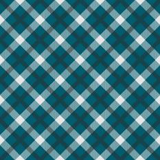 ScrapSimple Paper Template: Pretty Plaids | Finished Paper Sample
