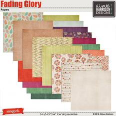 Fading Glory Papers