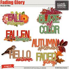 Fading Glory Titles