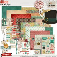 Alice Collection Biggie by Cheré Kaye Designs