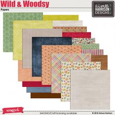 Wild and Woodsy Papers