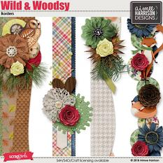 Wild and Woodsy Borders