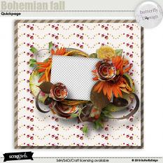 Value Pack : Bohemian fall details