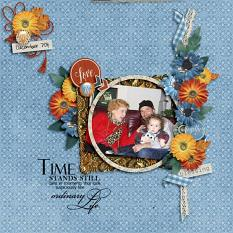 Layout by Kathryn using Family Portrait - Collection Biggie