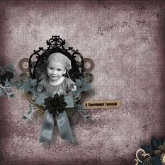Steampunk Girl Clusters details