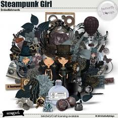 Steampunk girl Collection details