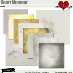 Layout using ScrapSimple Digital Layout Collection:Heart Moment