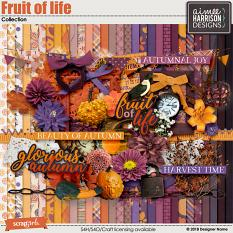 Fruit of Life Collection