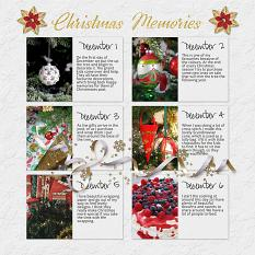 Daily December Layout 1 by Susie Roberts