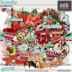 Scandia Embellishments