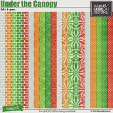 Under the Canopy Extra Papers