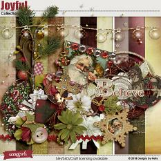 Joyful Collection by Designs by Helly