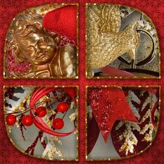 Golden Christmas Collection Biggie details