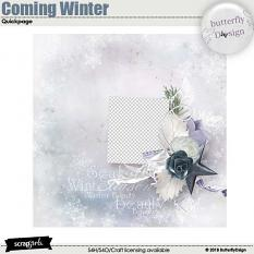 Coming Winter Quickpage