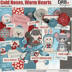 Cold Noses, Warm Hearts Collection Mini by DRB Designs | ScrapGirls.com