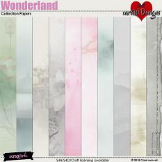 Layout using ScrapSimple Digital Layout Collection:Wonderland