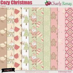 A Cozy Christmas Papers By Charly Renay