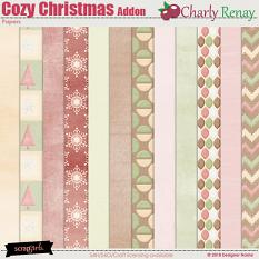 A Cozy Christmas Addon Papers By Charly Renay