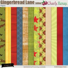 Gingerbread Lane Addon Collection By Charly Renay