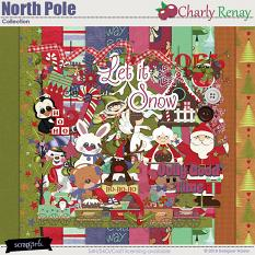 North Pole Collection By Charly Renay