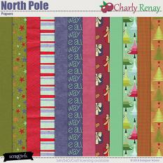 North Pole Papers By Charly Renay