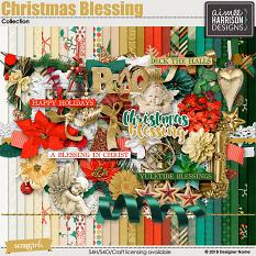 Christmas Blessing Collection