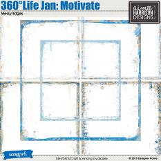 360Life Jan Motivate Edges