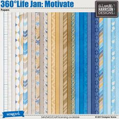 360Life Jan Motivate Papers