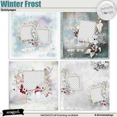 Winter Frost Quickpages
