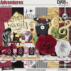 Adventures Collection Mini by DRB Designs | ScrapGirls.com