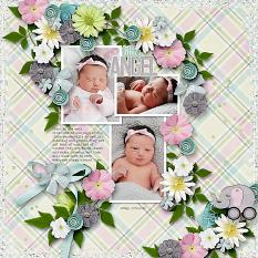 Baby Mine Layout