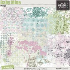 Baby Mine Stamps