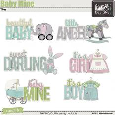Baby Mine Titles