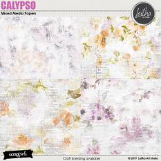 Calypso - Mixed Media Papers