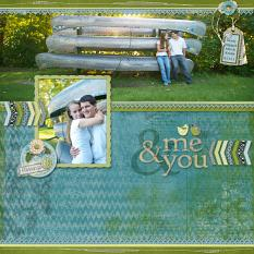Layout by Sue