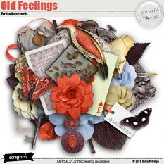 Old Feelings Embellishments