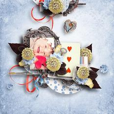 Old Feelings Embellishments details