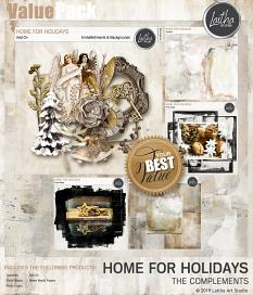 Home For Holidays - The Complements