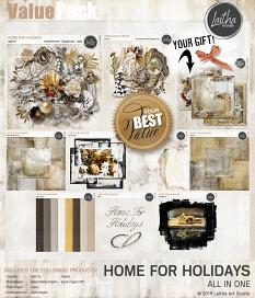 Home For Holidays - All In One with FWP