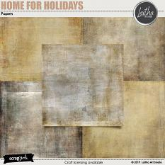 Home For Holidays - Papers