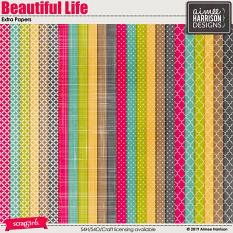 Beautiful Life Extra Papers