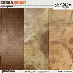 Coffee Addict Papers