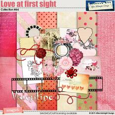 Love at first sight Collection Mini by Aftermidnight Design