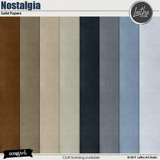 Nostalgia - Solid Papers