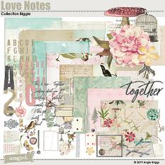Love Notes Collection Biggie