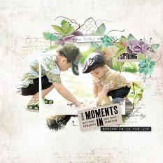 layout using Value Pack THE day by Florju designs